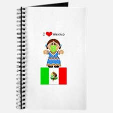 I Love Mexico Journal