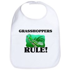 Grasshoppers Rule! Bib