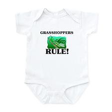 Grasshoppers Rule! Infant Bodysuit