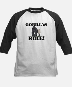 Gorillas Rule! Tee