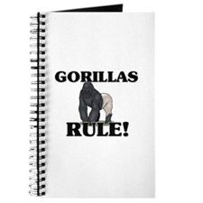 Gorillas Rule! Journal