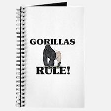 Gorillas Rule! Journal