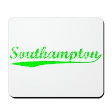 Vintage Southampton (Green) Mousepad