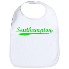 Vintage Southampton (Green) Bib
