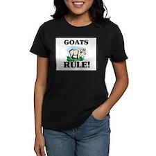 Goats Rule! Tee