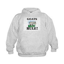Goats Rule! Hoodie