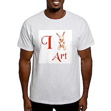 I Love Art-Koons T-Shirt