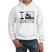 I Love Kosuth Hoodie