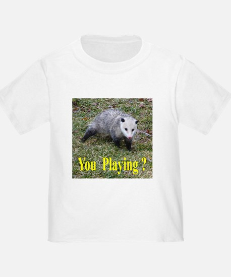 Playing Possum T