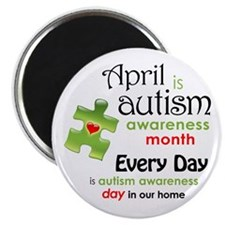 April Every Day (G) Magnet