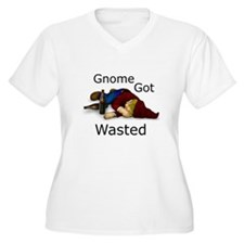 Gnome Got Wasted T-Shirt