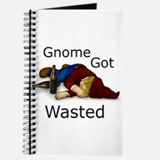 Gnome Got Wasted Journal