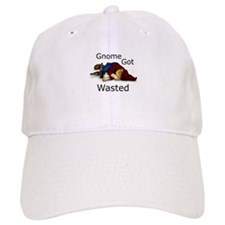 Gnome Got Wasted Baseball Cap