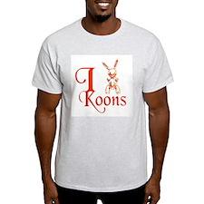 I Love Koons T-Shirt