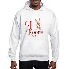I Love Koons Hoodie