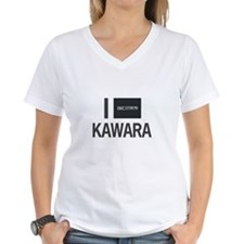 I Love Kawara Shirt