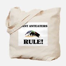 Giant Anteaters Rule! Tote Bag