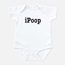iPoop Infant Bodysuit