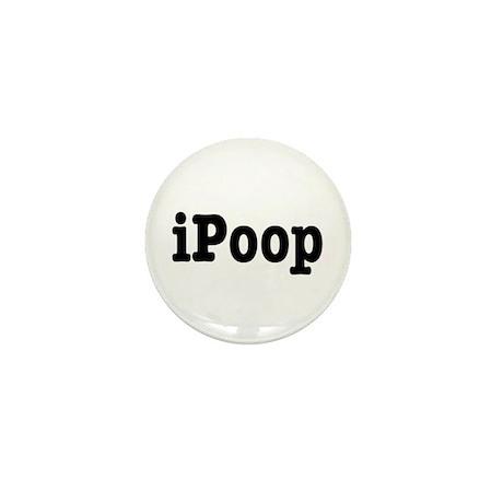iPoop Mini Button
