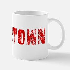 Watertown Faded (Red) Mug