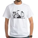 Faust 122 White T-Shirt
