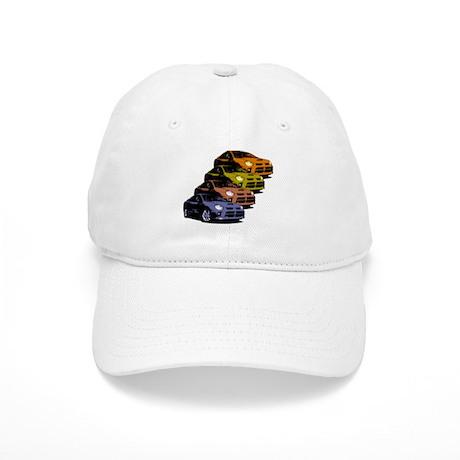 Colorized Neon SRT-4's Cap