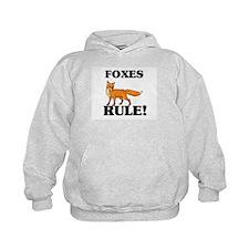 Foxes Rule! Hoodie