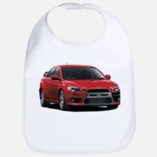 Red Evo X Bib