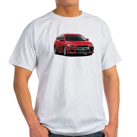 Red Evo X Light T-Shirt