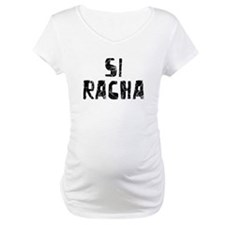 Si Racha Faded (Black) Shirt