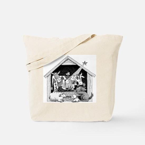 The Manger Tote Bag