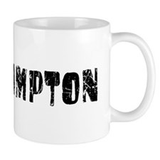 Southampton Faded (Black) Mug