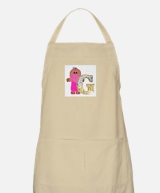 Baby Initials - G BBQ Apron