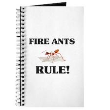 Fire Ants Rule! Journal