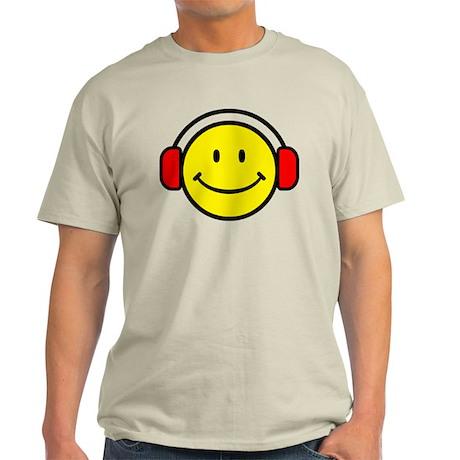 Happy DJ Light T-Shirt