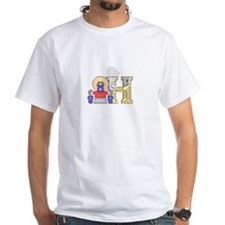 Baby Initials - H Shirt