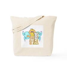 Baby Initials - I Tote Bag