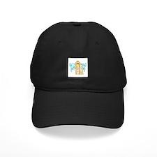 Baby Initials - I Baseball Hat