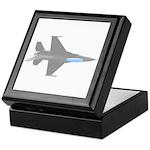 F-16 Keepsake Box
