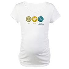Peace Love Civil Engineering Shirt
