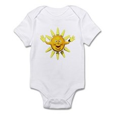 Sunny Happy Face Infant Bodysuit