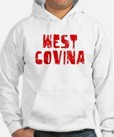 West Covina Faded (Red) Hoodie