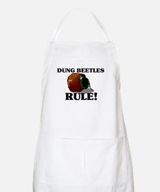 Dung Beetles Rule! BBQ Apron