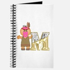 Baby Initials - M Journal