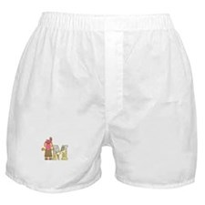 Baby Initials - M Boxer Shorts