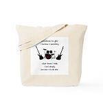 Rockstar Secretary Tote Bag