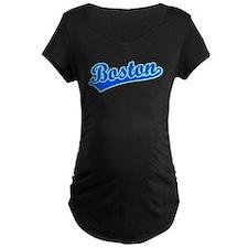 Retro Boston (Blue) T-Shirt