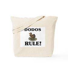 Dodos Rule! Tote Bag