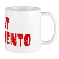 West Sacrame.. Faded (Red) Mug