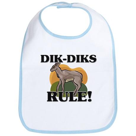 Dik-Diks Rule! Bib